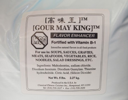 Image of Gour May King Chicken Flavored Powder
