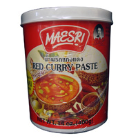 Image of Mae Sri Red Curry Paste