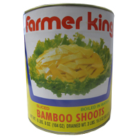 Image of Sliced Bamboo Shoots